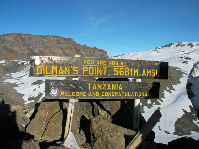 Gilmans Point