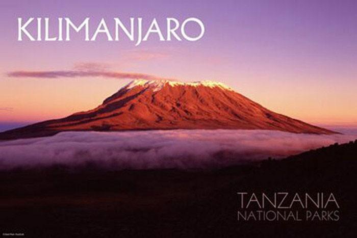 Poster del Kilimanjaro